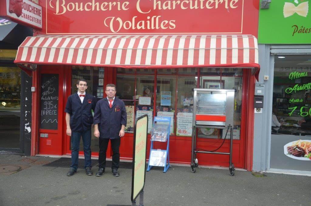 Boucherie de L'Esplanade