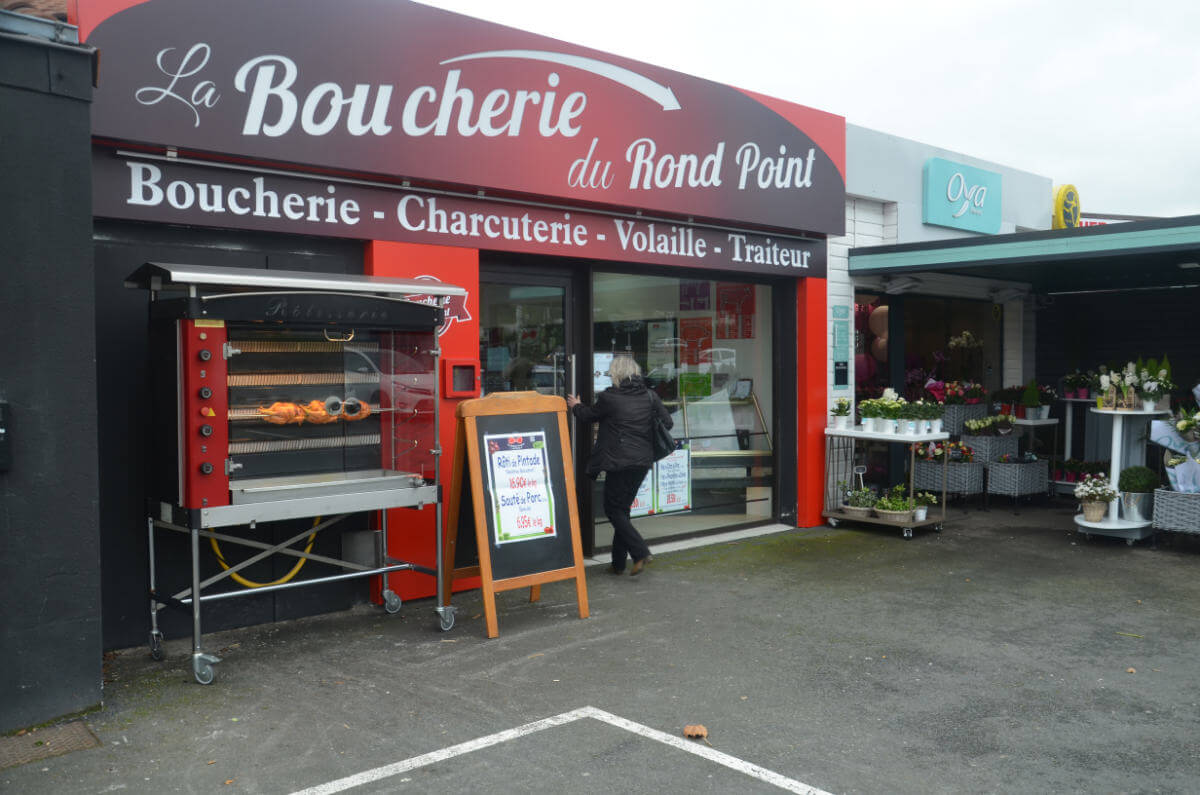 Boucherie du Rond Point