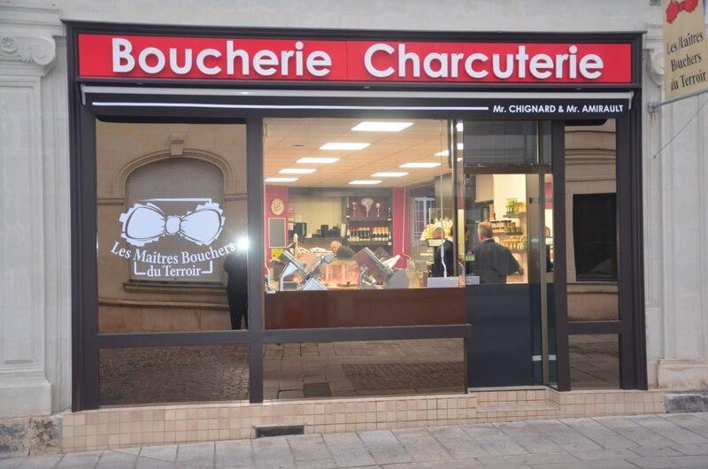 Boucherie Les Bouchées Doubles
