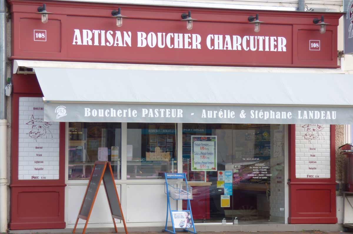 Boucherie Pasteur